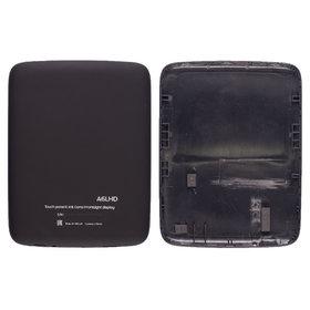 Задняя крышка черный Gmini MagicBook A6LHD