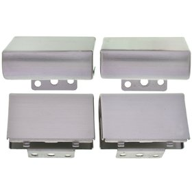 Заглушки петель матрицы ноутбука серый HP G72-b04SG