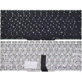 """Клавиатура для MacBook Air 11"""" A1370 (EMC 2393) 2010 черная (Вертикальный Enter)"""