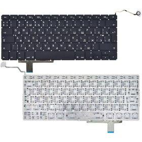 """Клавиатура для MacBook Pro 17"""" A1297 (EMC 2272) 2009 черная"""