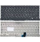 "Клавиатура для Apple MacBook Pro 13"" A1502 Late 2013 Retina черная"
