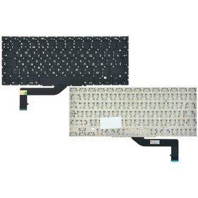 """Клавиатура для MacBook Pro 15"""" A1398 (EMC 2512) 2012 черная"""