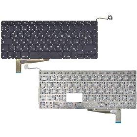 """Клавиатура для MacBook Pro 15"""" A1286 (EMC 2255) 2008 черная"""