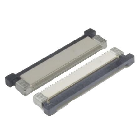 Коннектор FPC 0.5mm 40P прямой
