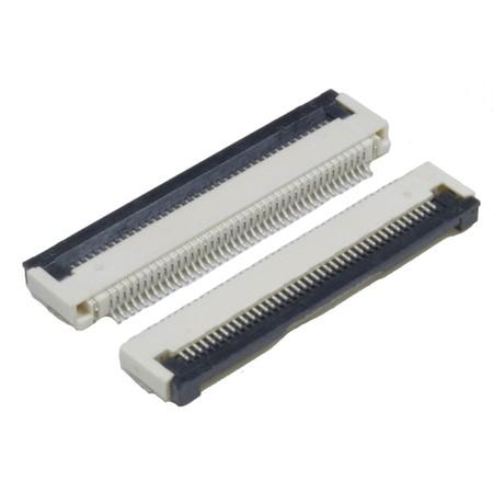 Коннектор FPC 0.5mm 40P GoClever TAB M813G
