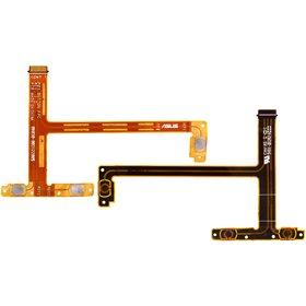 Шлейф / плата Asus Padfone 2 station (A68) (P03) (Станция) / P03 BUTTON FPC REV. 1.2 на кнопки включения и громкости