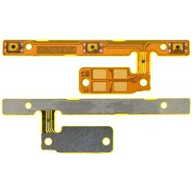 Шлейф / плата Huawei MediaPad X1 7.0 (7D-501L) / на кнопки включения и громкости