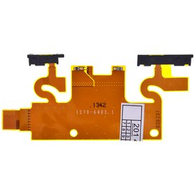 Шлейф / плата Sony Xperia Z1 (C6903) / 1270-6403.1 материнской платы