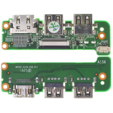 Шлейф / плата на USB для Acer (копия)