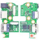 Шлейф / плата DNS Mini (0158199) P10QC / P10BC_SUB_PCB на USB