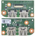 Шлейф / плата на USB Toshiba Satellite L750D
