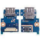 Шлейф / плата на кнопку включения для Samsung R440 (NP-R440-JA01)