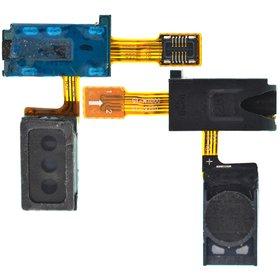 Шлейф / плата Samsung Galaxy Note GT-N7000 / на аудио разъем