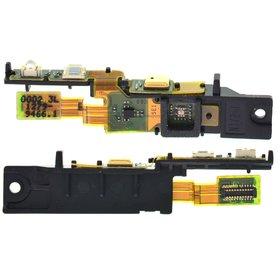 Шлейф / плата на микрофон для Sony Xperia Tablet Z2 SGP511