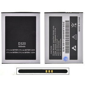 Аккумулятор для Micromax D320 Bolt