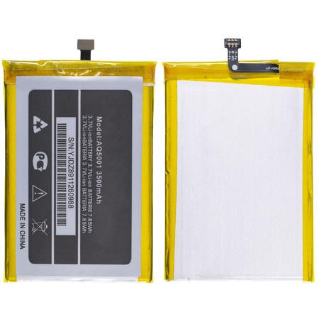 Аккумулятор для Micromax AQ5001 / SPAMOC1019