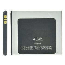 Аккумулятор для Micromax A092 Canvas Quad / A092