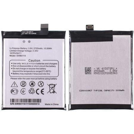 Аккумулятор Wileyfox Swift 2 Plus