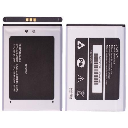 Аккумулятор для Micromax Q383 Bolt