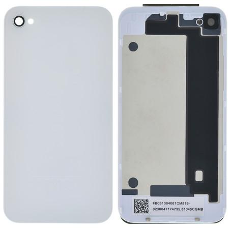 Задняя крышка для Apple iPhone 4 / белый