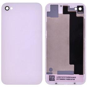 Задняя крышка Apple Iphone 4S / белый