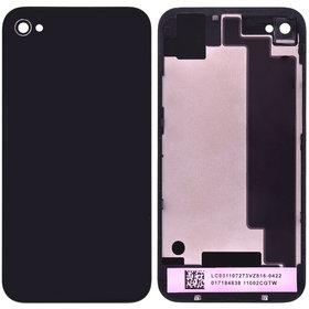 Задняя крышка Apple Iphone 4S / черный