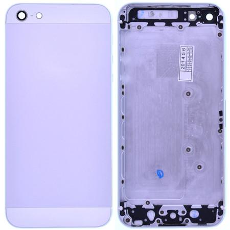 Задняя крышка для Apple iPhone 5 / белый
