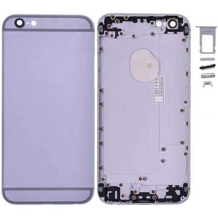 Задняя крышка для Apple iPhone 6 / серый