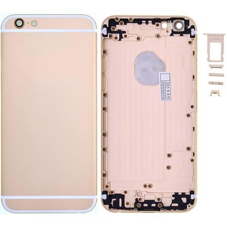 Задняя крышка для Apple iPhone 6 / золото