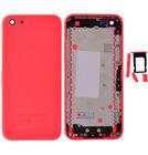 Задняя крышка розовый Apple iPhone 5C (A1456)