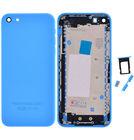 Задняя крышка голубой Apple iPhone 5C (A1456)