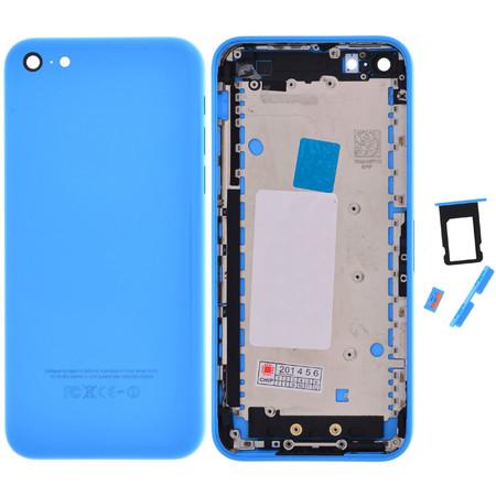 Задняя крышка для Apple iPhone 5C / голубой