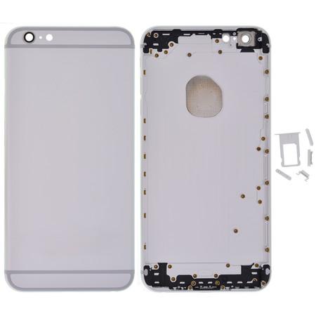 Задняя крышка для Apple iPhone 6 Plus / серебристый