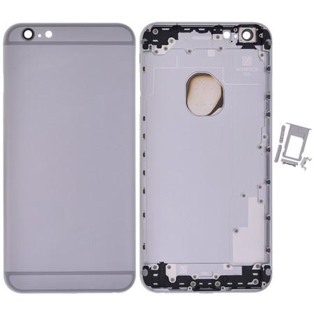 Задняя крышка для Apple iPhone 6 Plus / серый