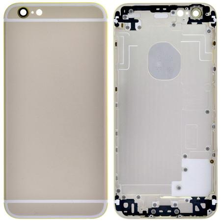Задняя крышка для Apple iPhone 6S / золотой