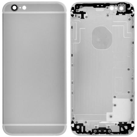 Задняя крышка для Apple iPhone 6S / серебристый