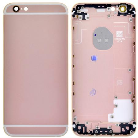 Задняя крышка для Apple iPhone 6S / розовый