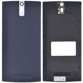 Задняя крышка - корпус темно - синий Oppo Find 5 (X909)