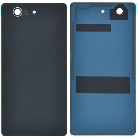 Задняя крышка для Sony Xperia Z3 Compact D5803 / черный