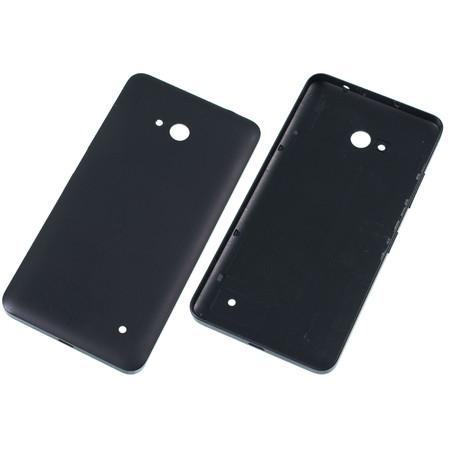 Задняя крышка для Microsoft Lumia 640 LTE DUAL SIM RM-1075 / черный