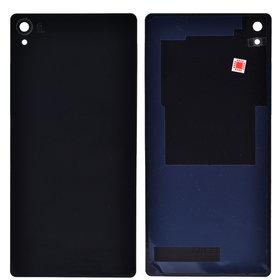Задняя крышка Sony Xperia Z3 (D6603) / черный