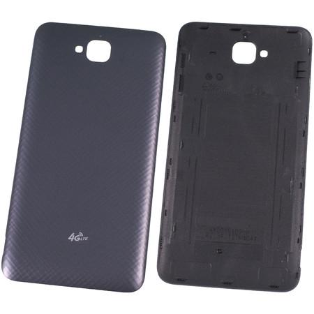Задняя крышка для Honor 4C Pro (TIT-L01) / темно - серый