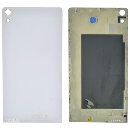 Задняя крышка для Huawei Ascend P6 / белый