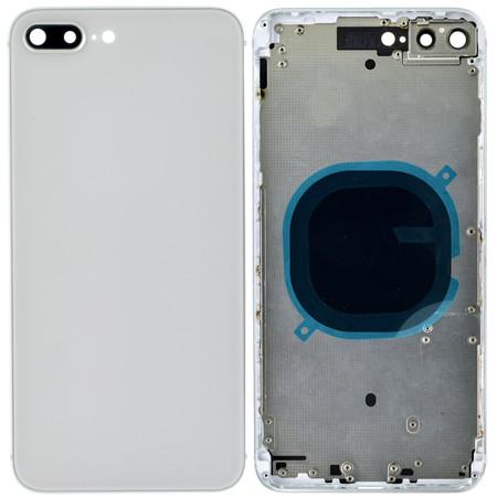 Задняя крышка + рамка для Apple iPhone 8 plus / белый корпус в сборе