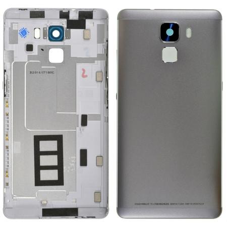 Задняя крышка для Honor 7 (PLK-L01) / серый