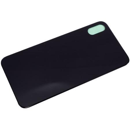 Задняя крышка для Apple iPhone X / черный