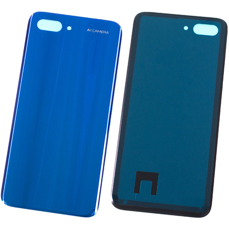 Задняя крышка для Honor 10 (COL-L29) / синий (Copy)
