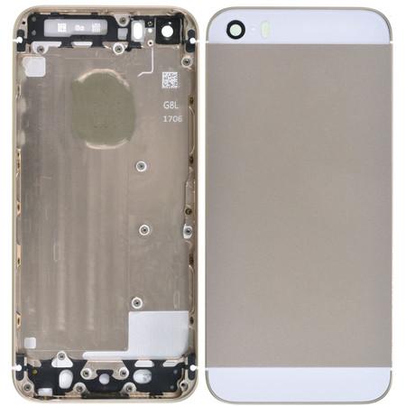 Задняя крышка для Apple iPhone SE / золотой