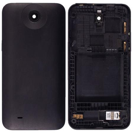 Задняя крышка для HTC Desire 300 / черный