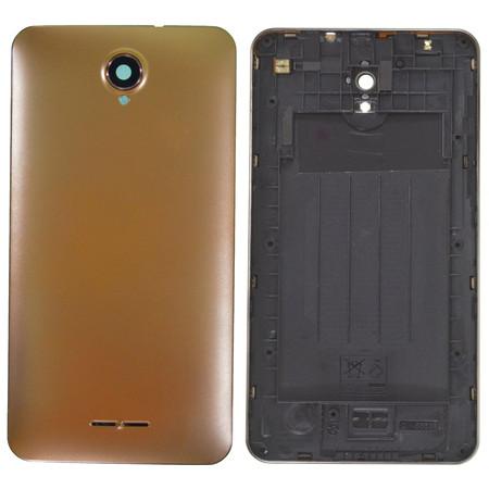 Задняя крышка для DEXP Ixion ES355 Ice / золото